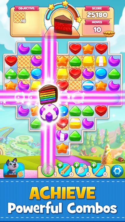 Cookie Jam: Match 3 Games screenshot-4
