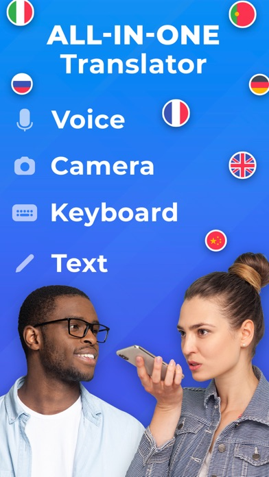 OkTalk Voice & Text Translator Screenshot