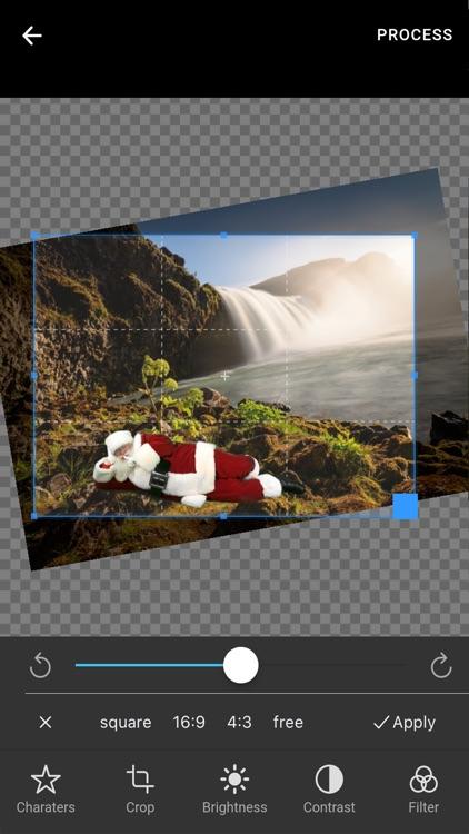 PhotoSanta screenshot-4