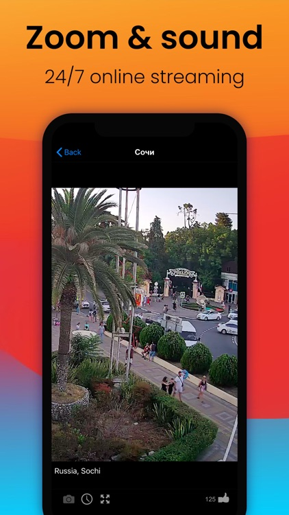Live Camera: Web Cams Online