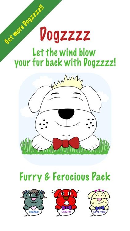 Dogzzzz - Furry & Ferocious