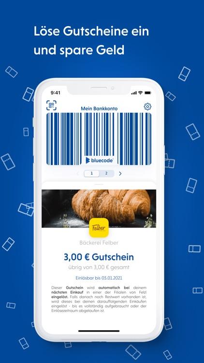 Bluecode - Mobiles Bezahlen screenshot-3