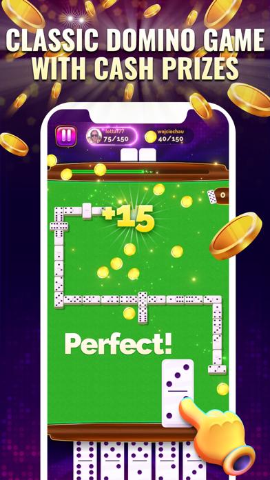 Dominoes Royale - Cash Prizes screenshot 1