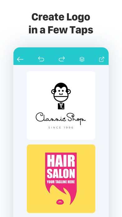 Logo Maker - A Design Creator! Screenshot