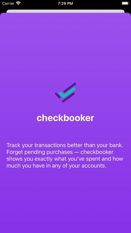 checkbooker screenshot-7
