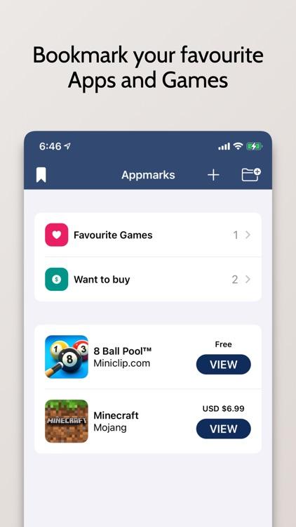 Appmarks