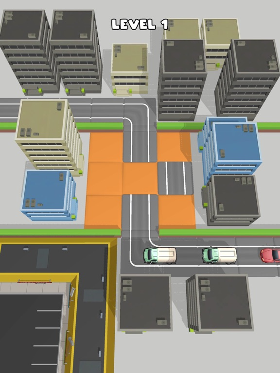 Traffic Town screenshot 4