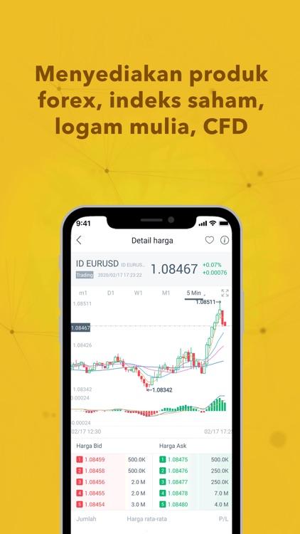 Trading forex & logam mulia screenshot-3