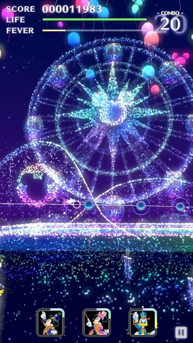 最新スマホゲームのディズニーミュージックパレードが配信開始!