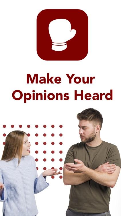 Rumble Debate: News & Politics