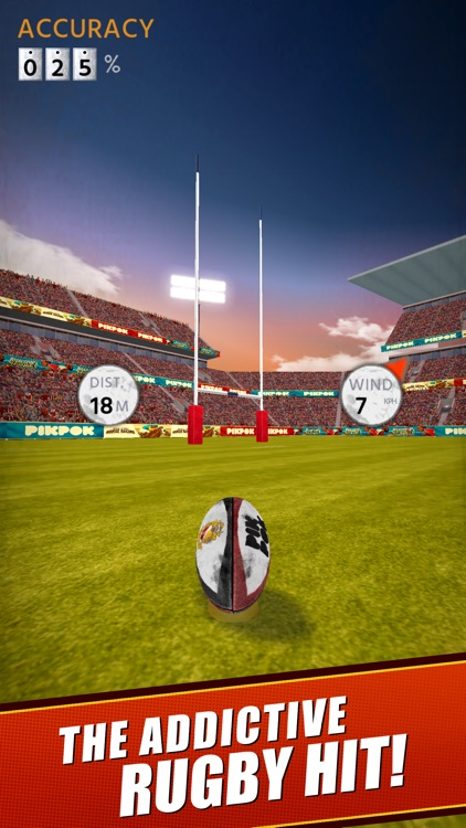 Flick Kick Rugby screenshot-3