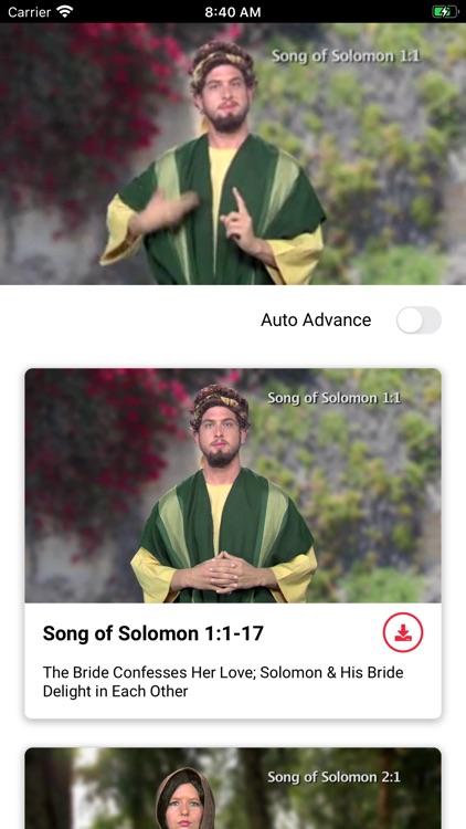 Deaf Bible screenshot-3