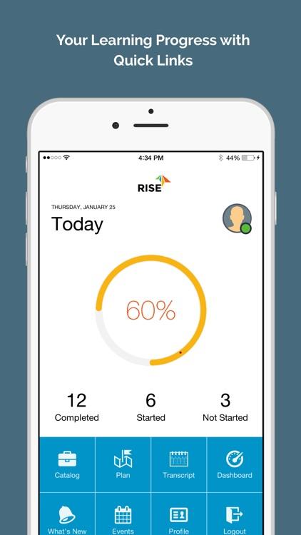 RISE Learn screenshot-3