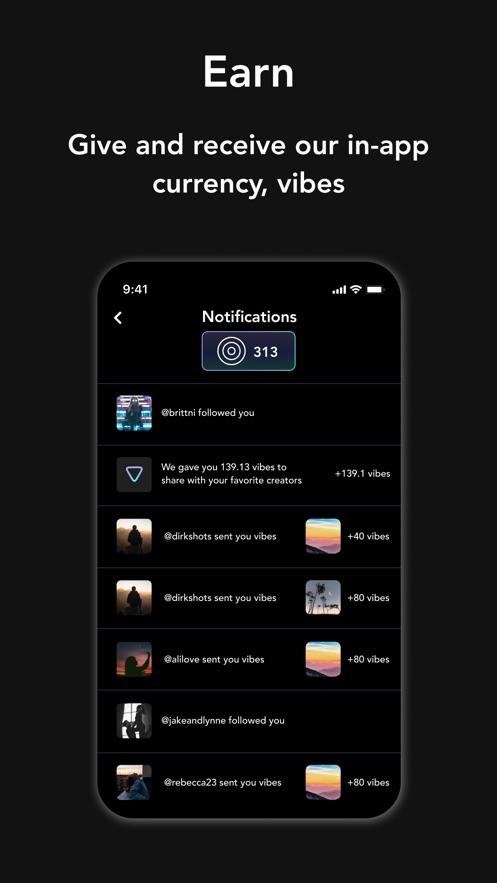 Vid - Future of Social Media App 截图