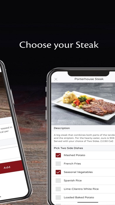 SteakhouseScreenshot of 3