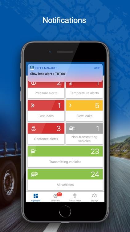 Goodyear Fleet Manager screenshot-3