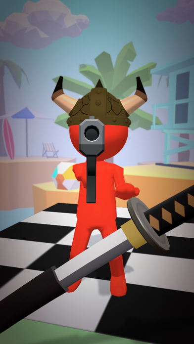 Samurai Slash - Run & Slice screenshot 3