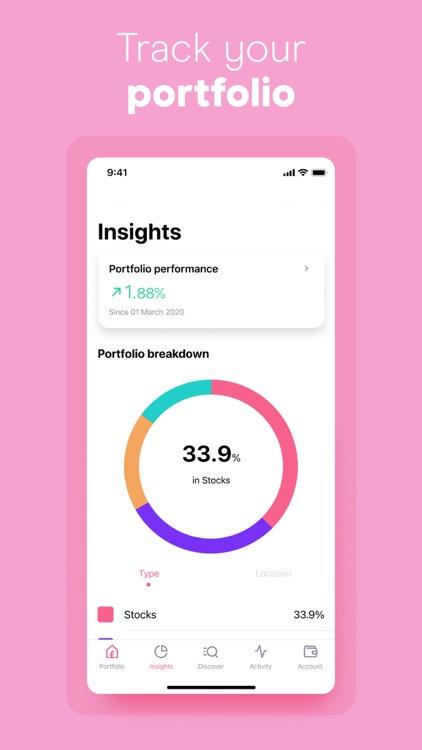 Freetrade - Simple investing screenshot-4