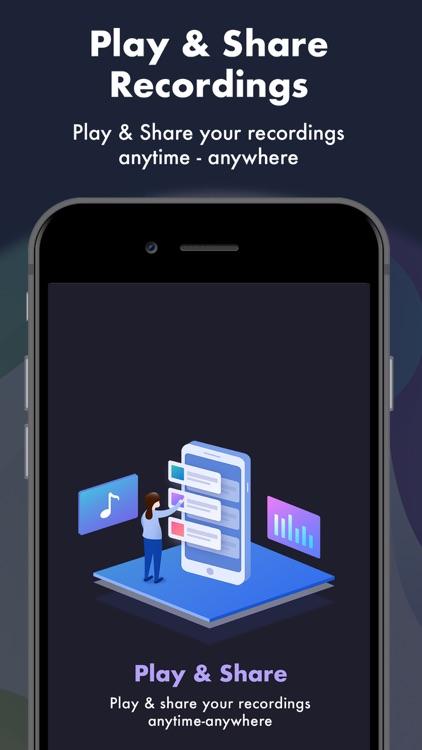 Call Recorder iPhone :CallTape screenshot-3