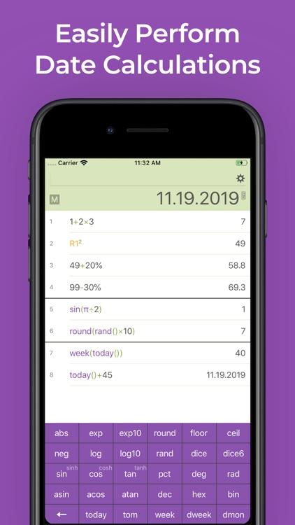 Inseries Pro - Calculator screenshot-3