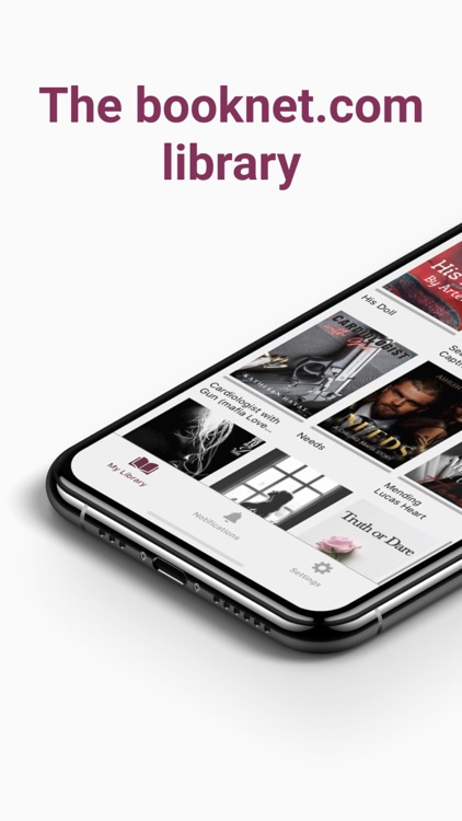 Booknet – electronic books