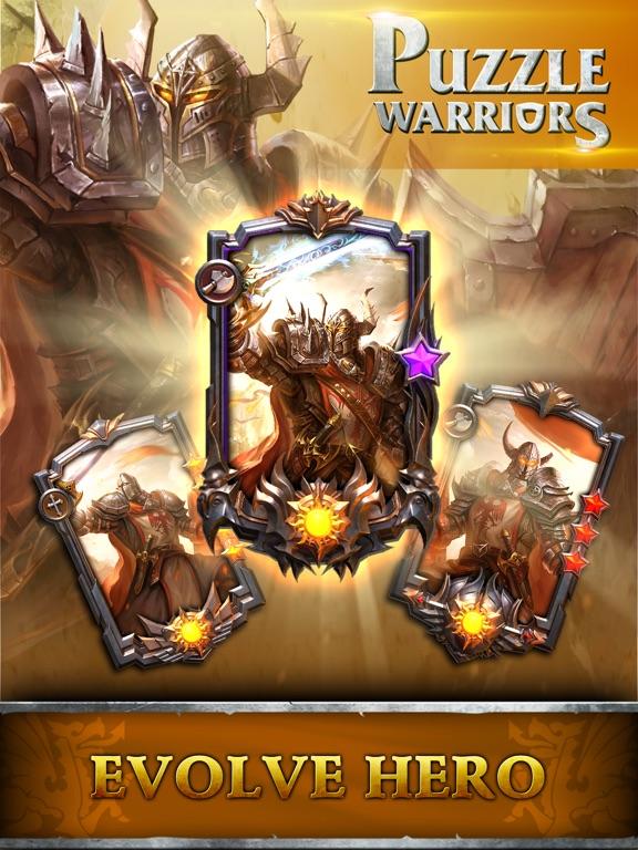 Puzzle Warriors RPG screenshot 10