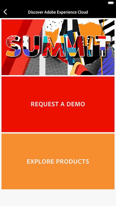 Adobe Summit On DemandScreenshot of 3