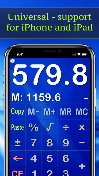 Easy Calculator - Basic Calc screenshot-3