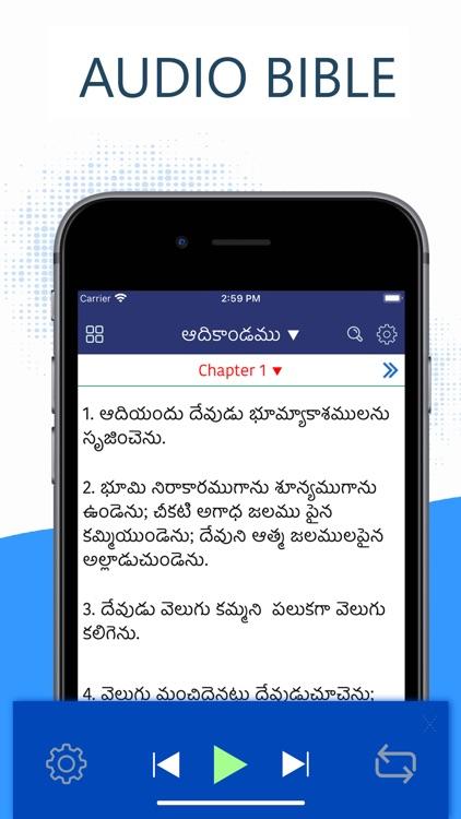 Telugu Bible Pro (Grandhamu) screenshot-4