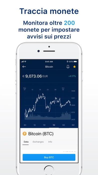 acquista e invia bitcoin)