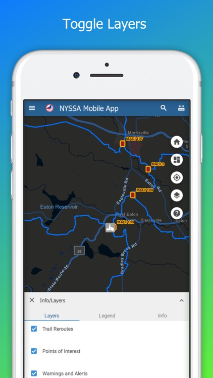 NYSSA Snowmobile New York 2020 screenshot-2