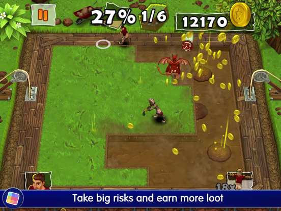 Dig! - GameClub screenshot 9