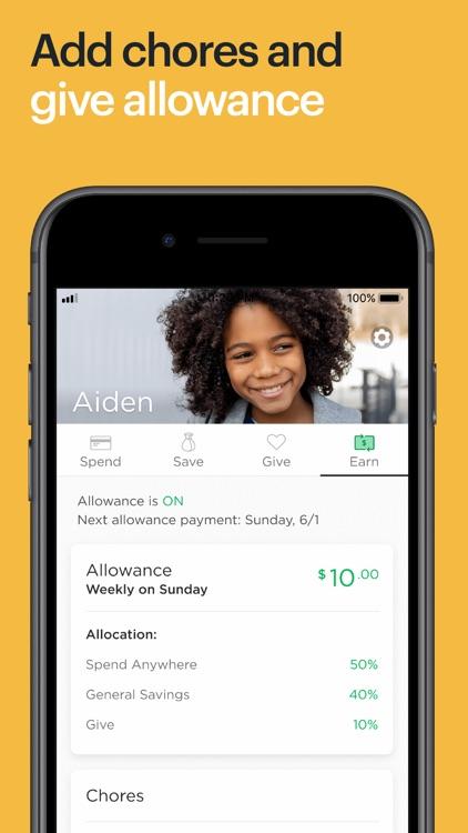 Greenlight Debit Card for Kids screenshot-3