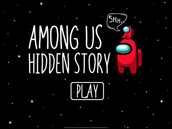 iPad Image of Hidden Story For Among Us