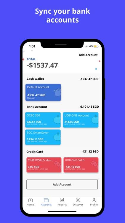 Seedly: Personal Finance App screenshot-4