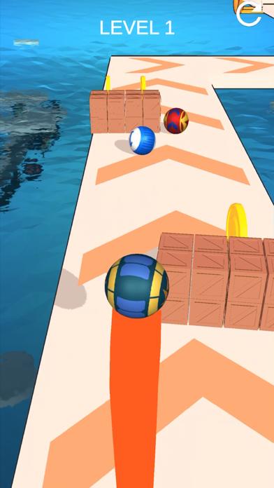 Ball Roll Race screenshot 1