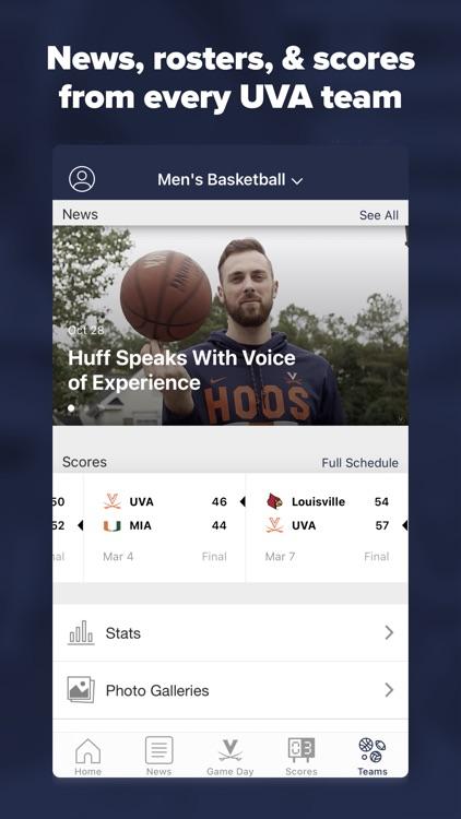 Virginia Sports
