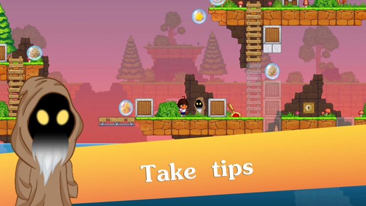 Sleepy Adventure - Level Again screenshot-3