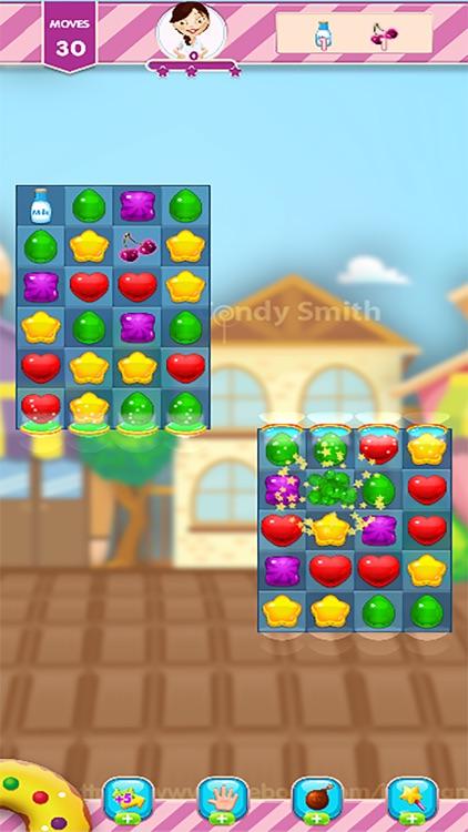 Match 3 : Sugar Matching Games