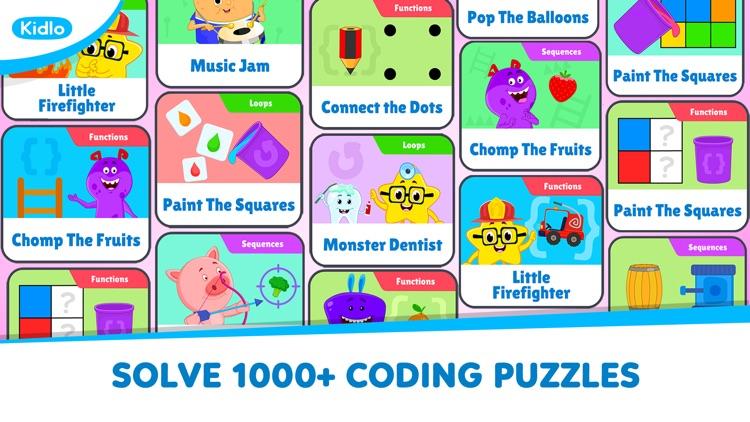 Coding For Kids: Learn To Code screenshot-4