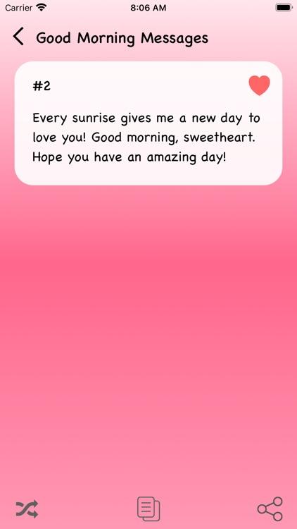 Best Love Messages 2021 screenshot-3