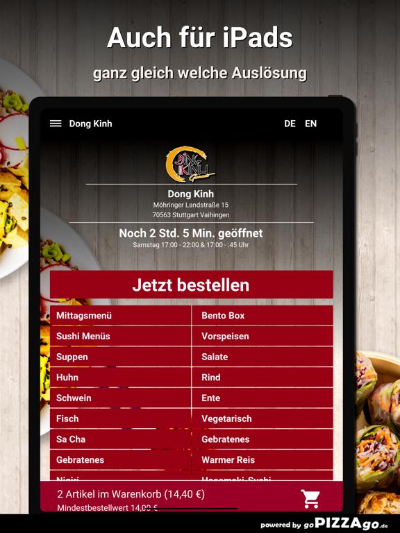 Dong Kinh Stuttgart Vaihingen screenshot 7