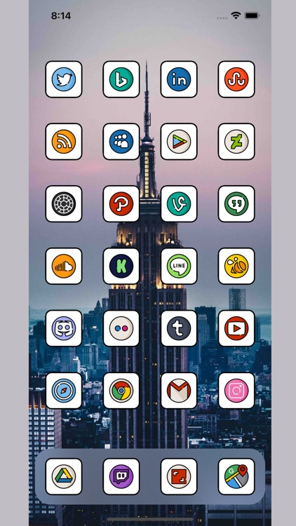 Icon Themes: App Icon Changer screenshot-9
