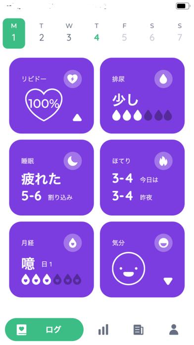Femilog紹介画像1