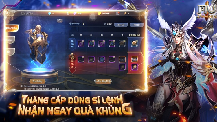 MU Awaken - VNG screenshot-5