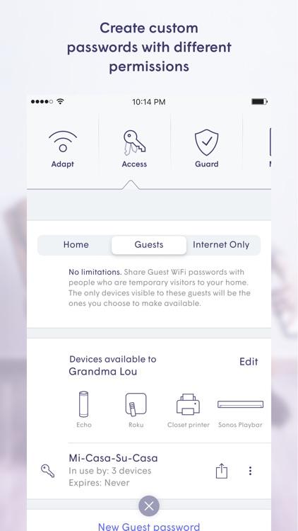 WiFi Your Way screenshot-4
