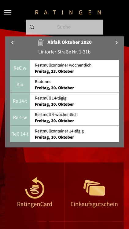 Ratingen - die offizielle App screenshot-3