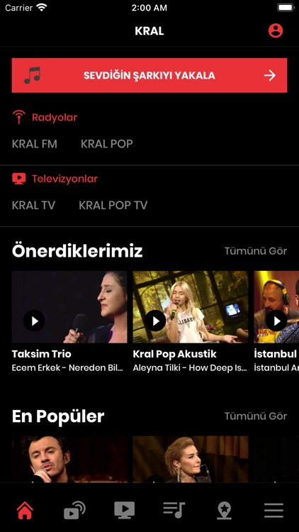 KRAL screenshot-0