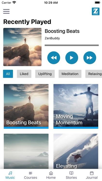 Zen Buddy: Wellness,Motivation screenshot-8