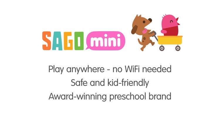 Sago Mini Space Blocks Builder screenshot-4